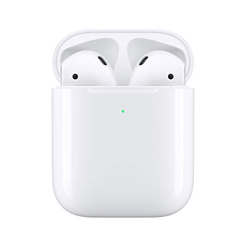Apple AirPods - Auriculares (Inalámbrico, Dentro de oído, Binaural, Intraaural, Blanco)